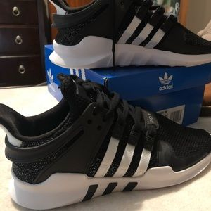 Women's Adidas EQT Sneakers, 7 1/2 Brand New